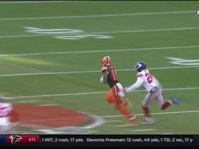 Watch: Josh McCown finds Terrelle Pryor for 54 yards