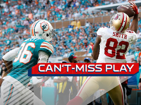 Watch: Can't-Miss Play: Torrey Smith one-handed TD catch