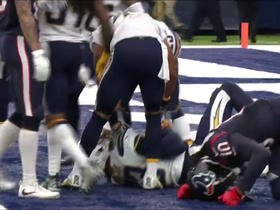 Watch: Brock Osweiler's hail mary picked off by Dexter McCoil to seal the game