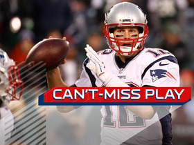 Can't-Miss Play: Brady fumbles, then throws TD