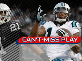 Watch: Can't-Miss Play: Kelvin Benjamin catches 44-yard bomb for TD