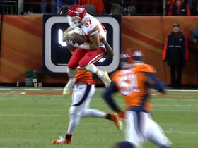Watch: Smith hits Kelce for 21 yards