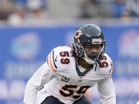 Rapoport: 'Bears fear that Danny Trevathan has torn his ACL'