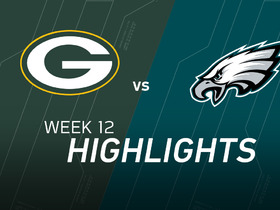 Packers vs. Eagles highlights