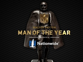 Watch: Walter Payton NFL Man of the Year