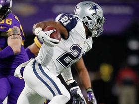 Watch: Elliott nearly breaks for TD on 30-yard run