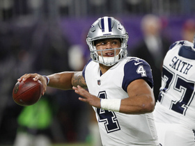 Watch: Dak Prescott highlights