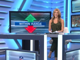Watch: 'NFL Fantasy Live': Cynthia's Within Range projections