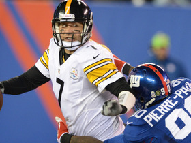 Watch: Garafolo: Giants defense will be tested against Steelers offense