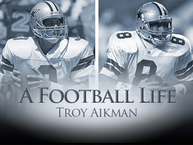 Watch: 'A Football Life': Picking Troy Aikman over Steve Walsh