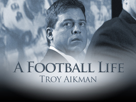 Watch: 'A Football Life': Troy Aikman walks away