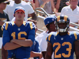 Watch: Wyche: Hollywood's Rams still Rams of old?