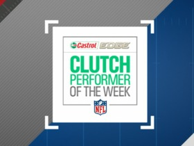 Watch: Week 12: Castrol EDGE Clutch Performer of the Week winner