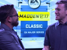 Watch: Dave Grunfeld sits down with Cameron Reed, Technical Director of the Madden Classic