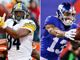 Watch: Tale of the Tape: Giants vs. Steelers