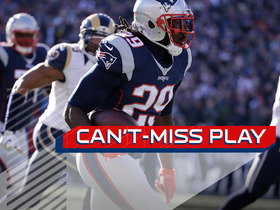 Watch: Can't-Miss Play: Blount bounces it out, sprints past Rams D