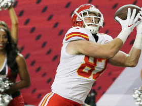 Watch: Alex Smith hits Travis Kelce for 21 yards