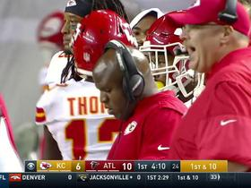 Watch: De'Anthony Thomas shows speed on 23-yard end around