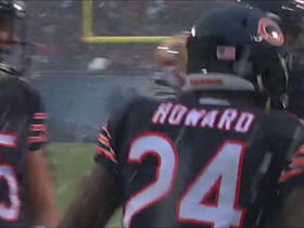 Watch: Jordan Howard rushes for 2-yard TD