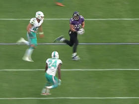 Joe Flacco goes to Dennis Pitta again for 25-yard catch