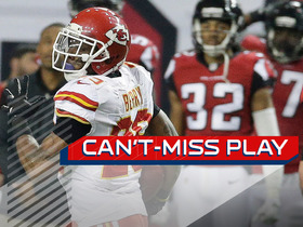 Watch: Can't-Miss Play: Eric Berry takes it to the house for two