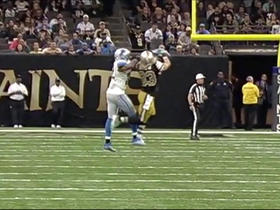 Drew Brees throws laser to Willie Snead for 24-yard gain
