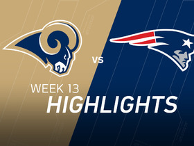 Rams vs. Patriots highlights