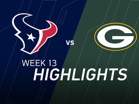 Texans vs. Packers highlights
