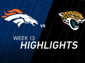 Broncos vs. Jaguars highlights