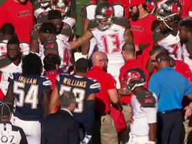 Buccaneers come to side of injured Shorts