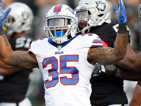Watch: Mike Gillislee punches it in on goal line for 2-yard TD
