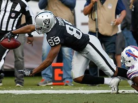 Watch: Carr lofts perfect pass to Cooper for 37-yard TD