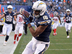 Watch: Rivers finds Williams deep for well-placed 40-yard TD