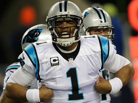 Watch: Cam Newton fires rocket to Greg Olsen for 16 yards