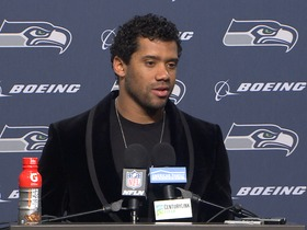 Watch: Wilson on Earl Thomas' injury: 'We lost one of best safeties ever to play'