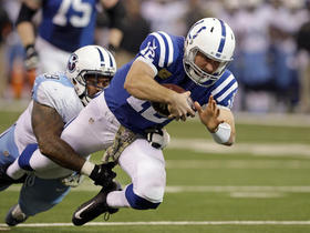Watch: Billick on Colts: 'It's clearly a protection problem'