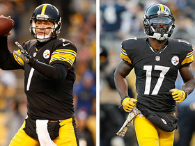 Watch: Kinkhabwala: Big Ben getting in sync with young receivers