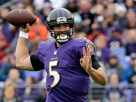 Watch: Garafolo: Ravens believe Flacco ready to lead late-season charge
