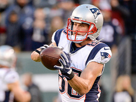 Watch: Rapoport: Patriots believe Amendola could return for playoffs