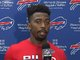 """Watch: Tyrod Taylor: """"Didn't do a good job of holding on"""""""