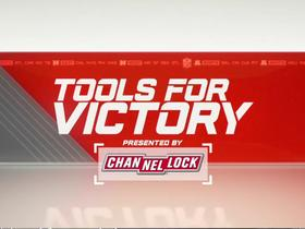 Watch: Tools for Victory versus Tom Brady