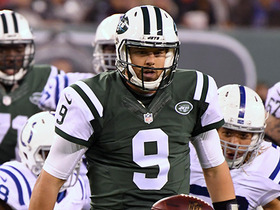 Bryce Petty channels his inner Ryan Fitzpatrick on shovel pass