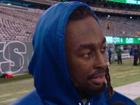 Watch: T.Y. Hilton on Luck: 'Our season was on the line and he answered'