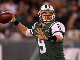 Watch: Every Bryce Petty throw from Week 13
