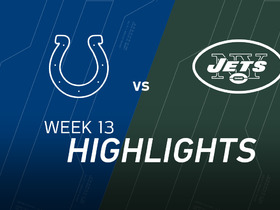 Watch: Colts vs. Jets highlights