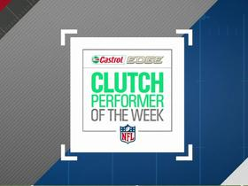 Watch: Week 13: Clutch Performer of the Week nominees