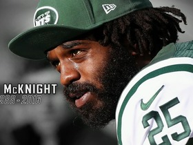 Watch: Moment of silence for Joe McKnight