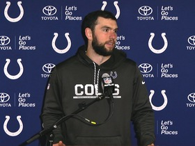 Watch: Colts postgame press conference