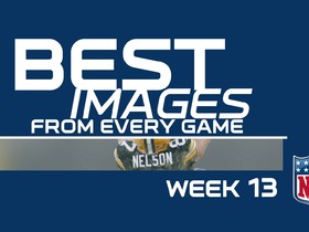 Watch: Best Images of Every Game from Week 13