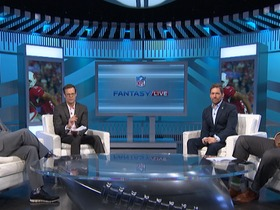Watch: 'NFL Fantasy Live': Top waiver wire targets